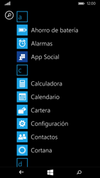 Microsoft Lumia 535 - E-mail - Configurar Outlook.com - Paso 3