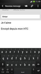 HTC One Mini - E-mail - Envoi d