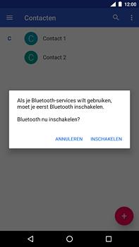 Nokia 6.1 - Contactgegevens overzetten - delen via Bluetooth - Stap 10