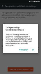 HTC 10 - Toestel reset - terugzetten naar fabrieksinstellingen - Stap 7