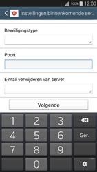 Samsung Galaxy S3 Neo (I9301i) - E-mail - Account instellen (POP3 zonder SMTP-verificatie) - Stap 10