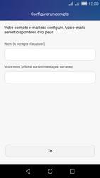 Huawei Y6 - E-mail - Configuration manuelle - Étape 19