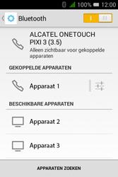 """Alcatel Pixi 3 - 3.5"""" - Bluetooth - koppelen met ander apparaat - Stap 10"""