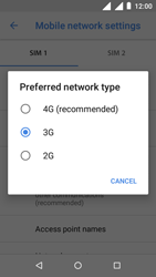 Nokia 1 - Network - Enable 4G/LTE - Step 8