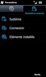 Samsung B7610 Omnia Qwerty - Internet - configuration manuelle - Étape 5