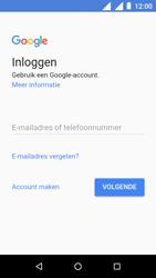 Nokia 1 - Applicaties - Account instellen - Stap 4