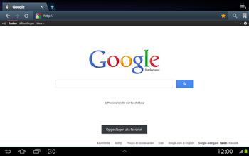 Samsung P5100 Galaxy Tab 2 10-1 - Internet - hoe te internetten - Stap 9