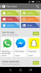 HTC Desire 320 - Applicaties - MyProximus - Stap 4