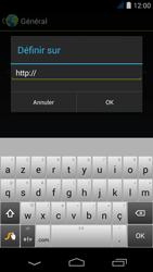 Acer Liquid Jade S - Internet - Configuration manuelle - Étape 27