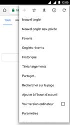 Nokia 3 - Internet - navigation sur Internet - Étape 8