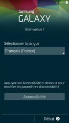 Samsung Galaxy Alpha - Premiers pas - Créer un compte - Étape 2