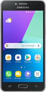 Samsung Galaxy J2 Prime - Funções básicas - Como reiniciar o aparelho - Etapa 2