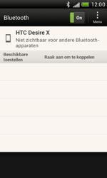 HTC T328e Desire X - Bluetooth - Koppelen met ander apparaat - Stap 6