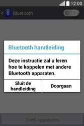 LG L40 (D160) - Bluetooth - Koppelen met ander apparaat - Stap 5