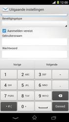 Sony C6903 Xperia Z1 - E-mail - Handmatig instellen - Stap 14