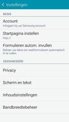 Samsung G901F Galaxy S5 4G+ - Internet - Handmatig instellen - Stap 26