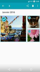 Sony Xperia XZ (F8331) - Photos, vidéos, musique - Envoyer une photo via Bluetooth - Étape 11