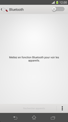 Sony D5503 Xperia Z1 Compact - Bluetooth - connexion Bluetooth - Étape 7