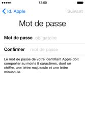 Apple iPhone 4S (iOS 8) - Premiers pas - Créer un compte - Étape 20