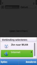 Nokia C6-00 - E-mail - e-mail instellen: POP3 - Stap 12