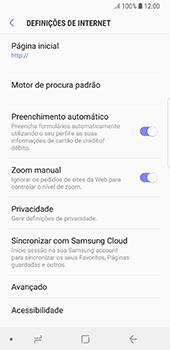 Samsung Galaxy S8 - Android Oreo - Internet no telemóvel - Como configurar ligação à internet -  29