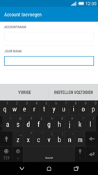 HTC One Mini 2 - E-mail - Account instellen (IMAP zonder SMTP-verificatie) - Stap 18