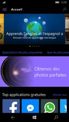 Microsoft Lumia 650 - Applications - Créer un compte - Étape 18
