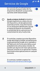 Sony Xperia XZ - Android Nougat - Primeros pasos - Activar el equipo - Paso 13