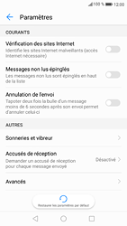 Huawei P9 - Android Nougat - SMS - Configuration manuelle - Étape 6
