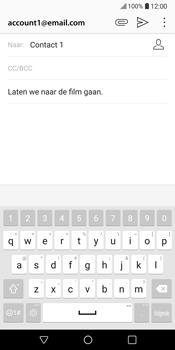 LG V30 (LG-H930) - E-mail - Hoe te versturen - Stap 10