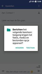 HTC 10 - Android Nougat - MMS - hoe te versturen - Stap 13