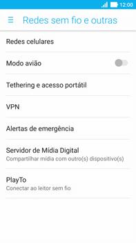 Asus Zenfone 3 - Wi-Fi - Como usar seu aparelho como um roteador de rede wi-fi - Etapa 5