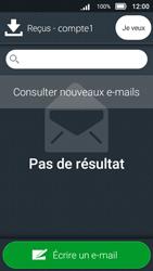 Doro 8031 - E-mails - Ajouter ou modifier un compte e-mail - Étape 5