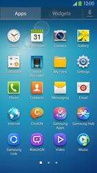 Samsung I9505 Galaxy S IV LTE - WiFi and Bluetooth - Setup Blue Tooth Pairing - Step 3