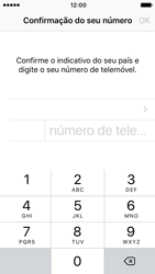 Apple iPhone SE iOS 10 - Aplicações - Como configurar o WhatsApp -  8