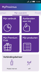 Huawei Y635 Dual SIM - Applicaties - MyProximus - Stap 12