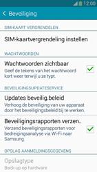 Samsung I9195i Galaxy S4 mini VE - Beveiliging en ouderlijk toezicht - Hoe wijzig ik mijn SIM PIN-code - Stap 5