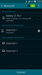 Samsung G901F Galaxy S5 Plus - Bluetooth - headset, carkit verbinding - Stap 8