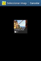 Samsung S6310 Galaxy Young - E-mail - Escribir y enviar un correo electrónico - Paso 12