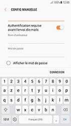 Samsung Galaxy J3 (2017) - E-mails - Ajouter ou modifier un compte e-mail - Étape 14