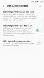 Samsung G935 Galaxy S7 Edge - Android Nougat - Appareil - Mises à jour - Étape 6