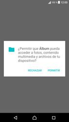 Sony Xperia X - Bluetooth - Transferir archivos a través de Bluetooth - Paso 4