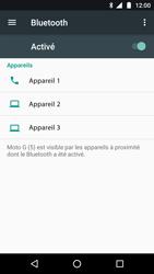 Motorola Moto G5 - Bluetooth - Jumeler avec un appareil - Étape 6