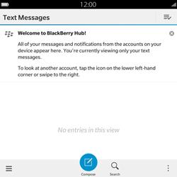 BlackBerry Passport - Mms - Sending a picture message - Step 3