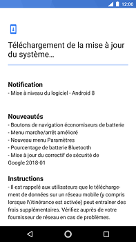 Nokia 6 (2018) - Appareil - Mises à jour - Étape 7
