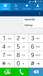 Samsung G530FZ Galaxy Grand Prime - Voicemail - Manual configuration - Step 5
