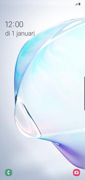 Samsung galaxy-note-10-plus-single-sim-sm-n975f - Beveiliging en ouderlijk toezicht - PUK code invoeren - Stap 5