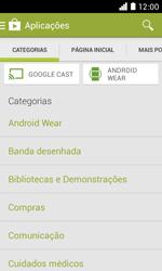 NOS LUNO - Aplicações - Como pesquisar e instalar aplicações -  5