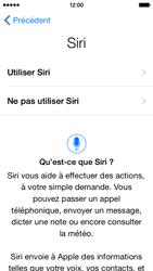 Apple iPhone 5c (iOS 8) - Premiers pas - Créer un compte - Étape 37