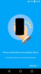 Alcatel Idol 4 VR - Primeiros passos - Como ligar o telemóvel pela primeira vez -  20